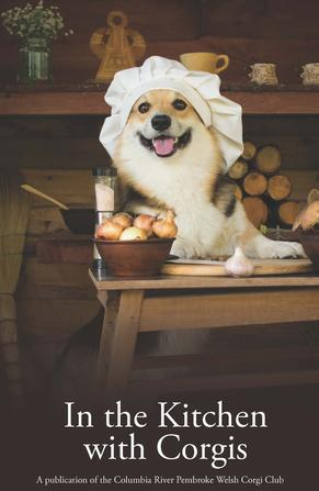 In the Kitchen with Corgis
