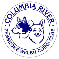 Columbia River Pembroke Welsh Corgi Club Logo